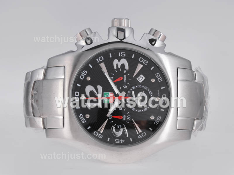 Replica Tag Heuer Working Chronograph Watch