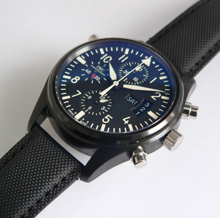 IWC-Pilots-TOP-GUN-Replica-Mens-Watches