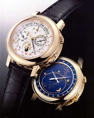 replica-watches-Hublot-patek-philippe-skymoon-tourbillon